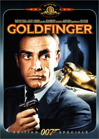 James Bond 007 - Goldfinger piano sheet music